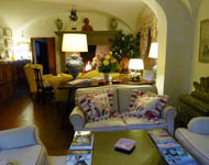 Villa Le Barone, four star hotel in Tuscany