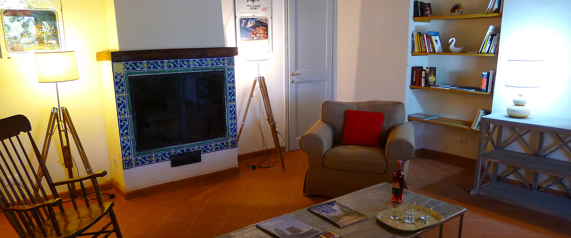 Villa for rent in Maremma