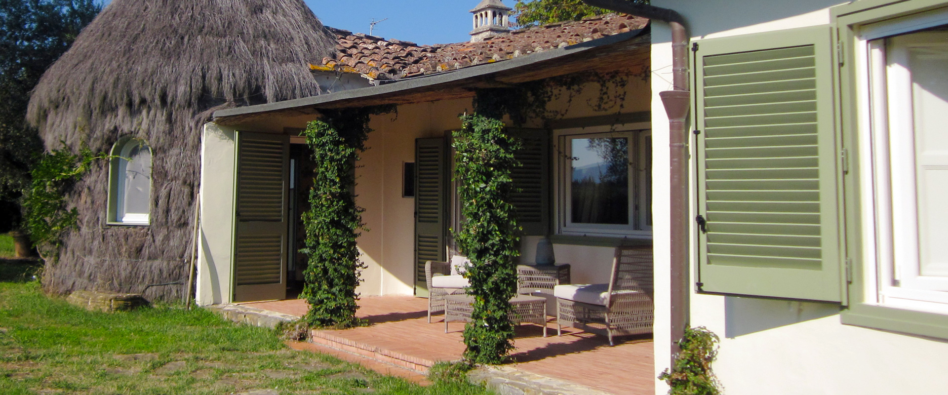 Villa rent in Tuscany